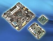 RDS introduces three new embedded Industrial motherboards.