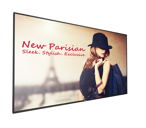 Phillips digital signage Displays