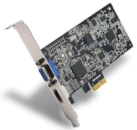 PCIe Capture Card Solutions