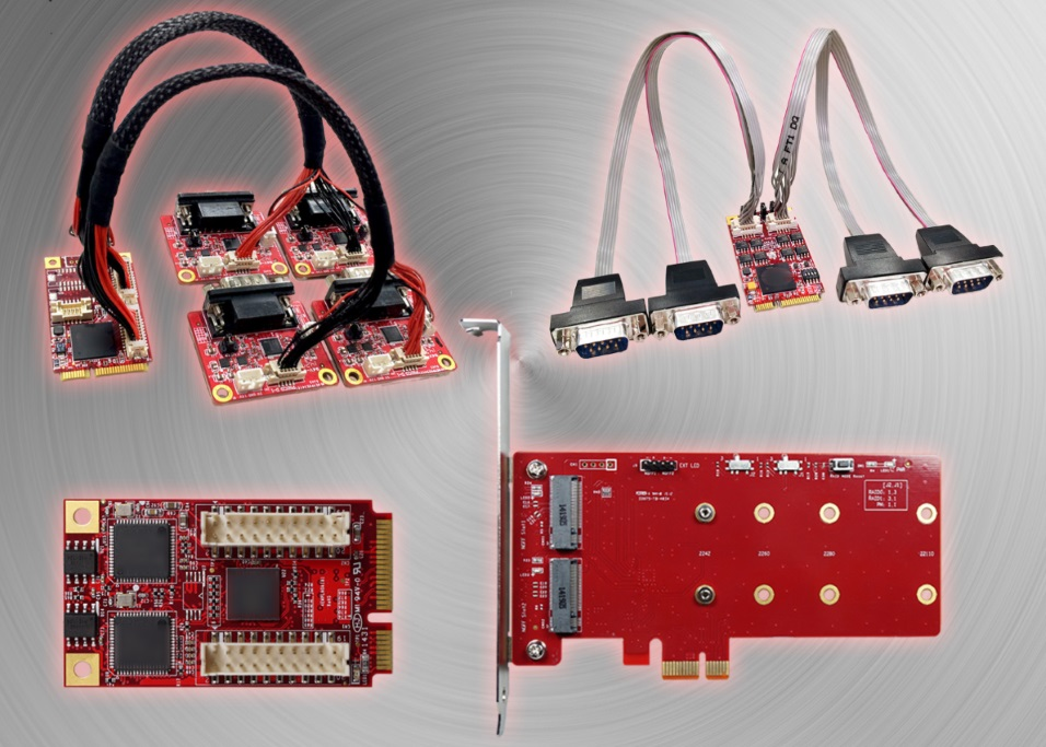 Embedded Peripheral Modules