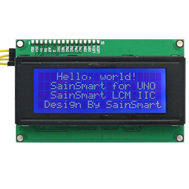 Serial enabled LCD IIC/I2C/TWI 1602 Serial LCD Mod